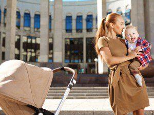 Flexible working Mum