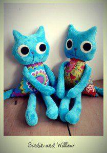 PinkyMinky Birdie and Willow