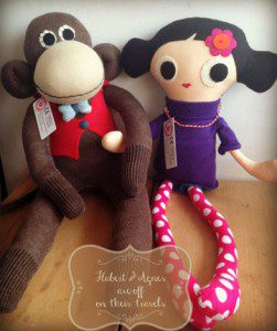 PinkyMinky Hubert and Agnes