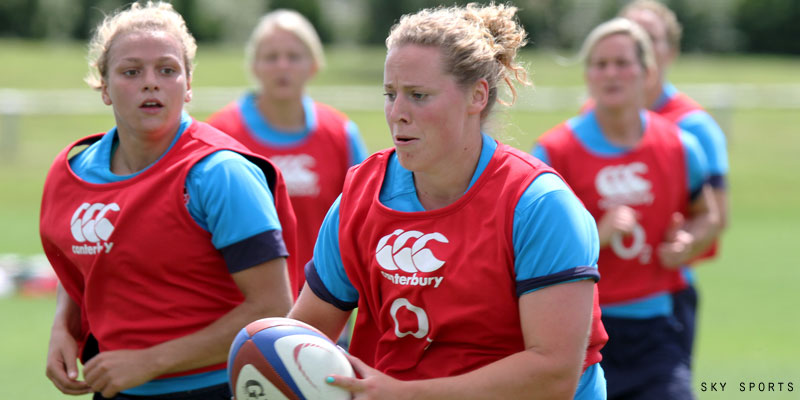 Sky Sports Women's Rugby World Cup