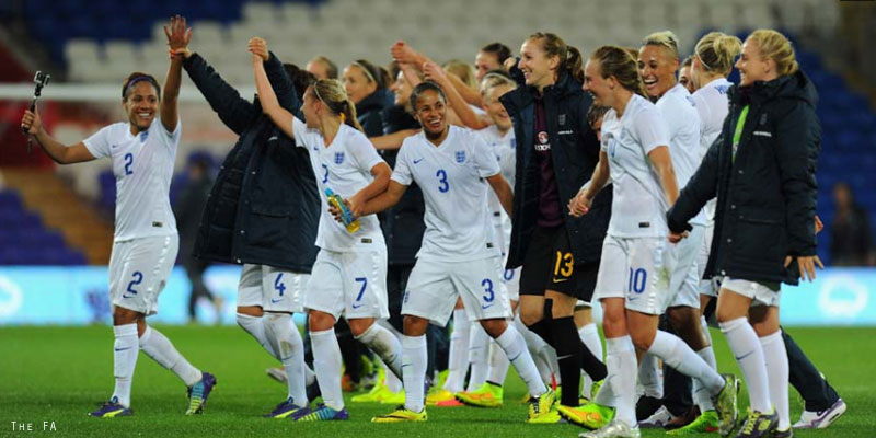 Image result for england national team women's