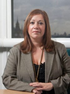 Tricia Riley - TfL HR Director