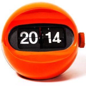 2014 clock