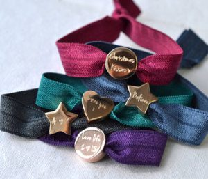Notonthehighstreet.com personalised-rose-gold-stretch-bead-bracelet-350-x-300