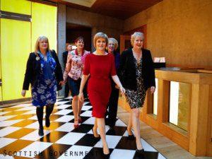 Scottish women in government