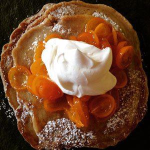 Sweet pancake
