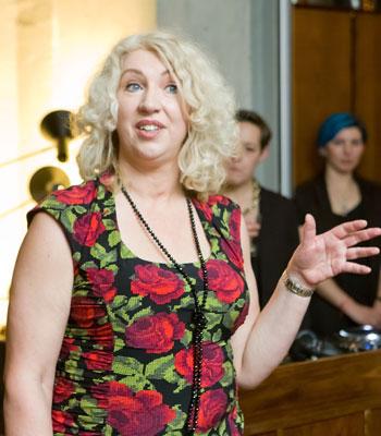Anne Morrison, BAFTA Chair