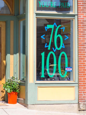 Elana Schlenker's Less than 100 shop