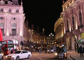 Londons roads