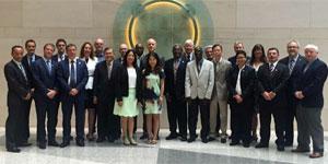 RICS delegation to Washington