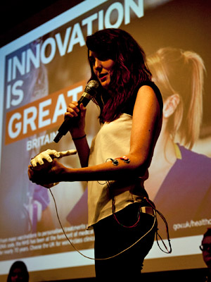 Samantha Payne - Open Bionics