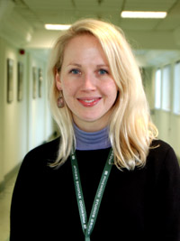 Amanda Halliday