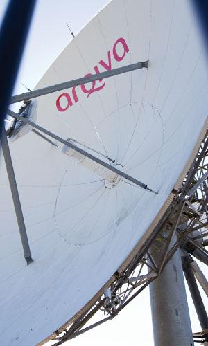 Arqiva satellite