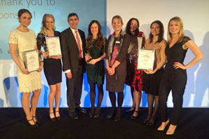 Emma Goulding - IET Young Woman Engineer of the Year Awards