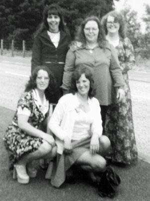Micky-Bland's-family