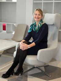 Naomi Climer - IET President
