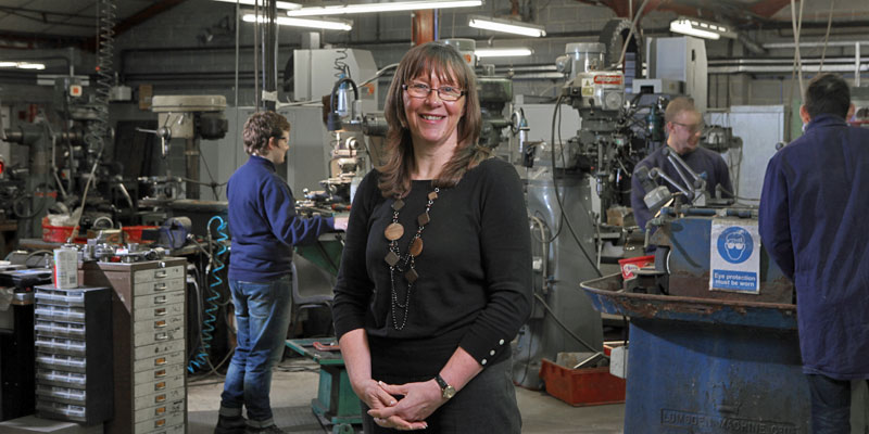 Anne-Wilson MBE of Numill