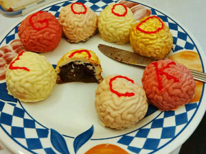 Rachel Mosely - Bournemouth University - brain cakes