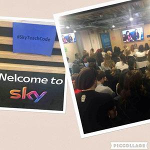 Sky Code Girl screening