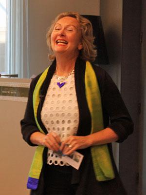 Angela Brady OBE
