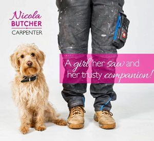 Nicola Butcher - The Female Carpentry Company