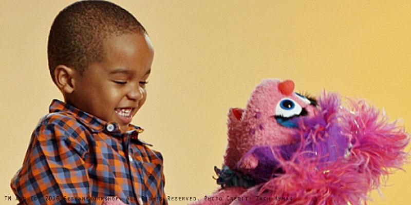 See Amazing in All Children - Sesame Workshop
