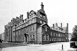 The London (Royal Free Hospital) School of Medicine for Women, founded in 1874