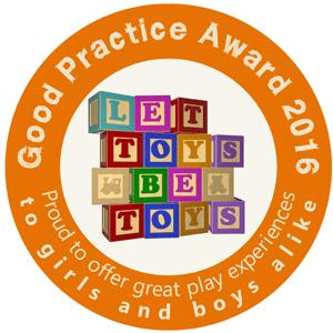Toymark Award - Let Toys Be Toys