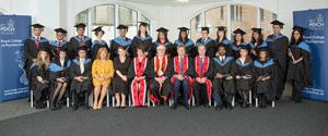 Royal College of Psychiatrists graduation