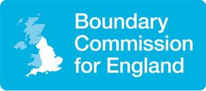 Boundary Commission England logo