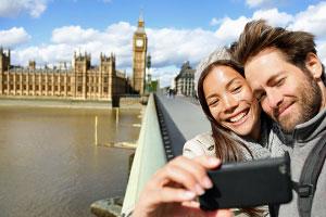 Parliament selfie