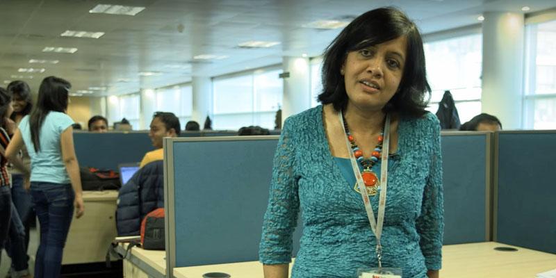 Professor Parvati Raghuram - Open University