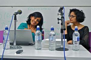Parvati Raghuram and-Clem Herman - Open University