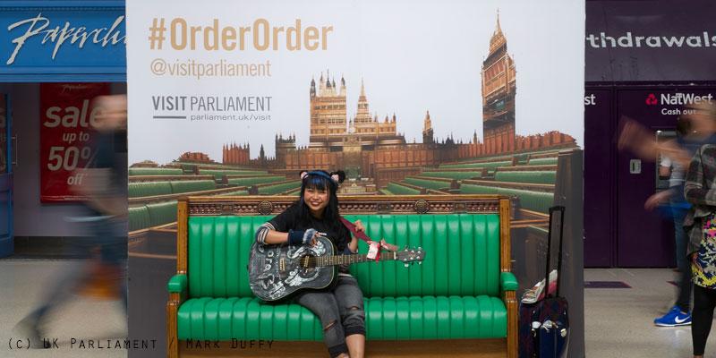 Visit Parliament