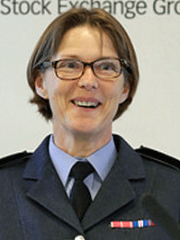 Air Vice Marshal Elaine West