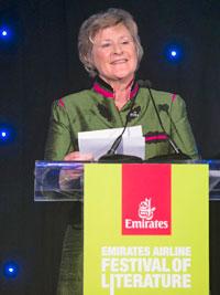 Isobel Abulhoul - Emirates Airline Literature Festival