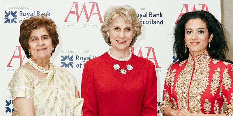 Pinky Lilani - Asian Women of Achievement Awards