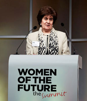 Pinky Lilani - Women of the Future Summit