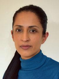 Dr Sabrina Bajwah
