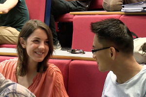 Birkbeck, University of London, maths lecture