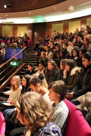 Hannah Fry - UCL - Further Mathematics Support Programme - Girls in Maths event