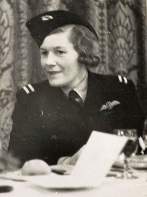 Pauline Gower - British Commander of the Women's Division of the Air Transport Auxiliary