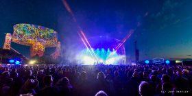 Bluedot festival - Jodrell Bank