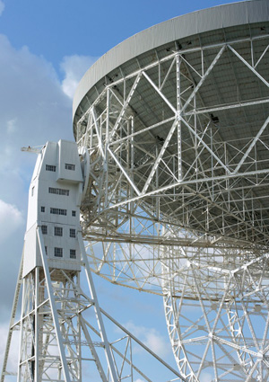 Lovell Telescope - Jodrell Bank