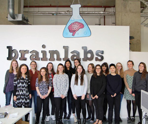 Women at Brainlabs