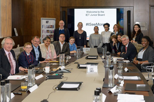 IET Junior Board meeting
