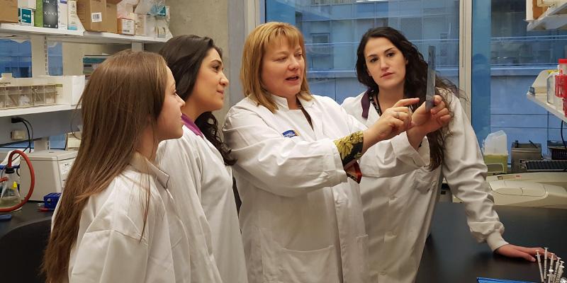 Dr Imogen Coe - Ryserson University, Toronto