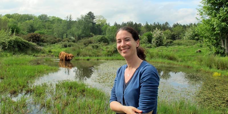 Jenny Jaffe - Zoological Society of London