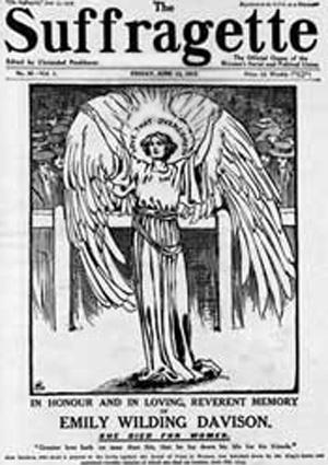The Suffragette - edited by Christobel Pankhurst