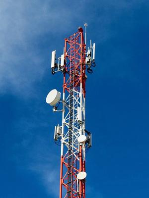 Telcomms mast